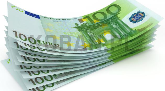 euro-pieniadze